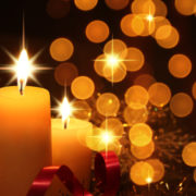 iStock_000017695100XSmall candles sparkle holidays