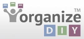 Organize DIY logo