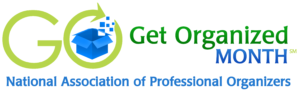GO Get Organized Month | National Association of Professional Organizers