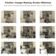 Clutter Image Rating Scale (sample)