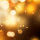 Gold dust abstract background