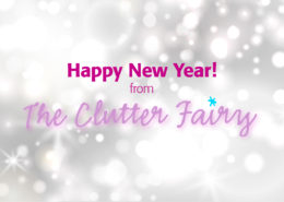 Happy New Year! from The Clutter Fairy
