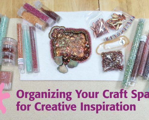 Organizing Your Craft Space for Creative Inspiration