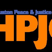 Houston Peace & Justice Center logo