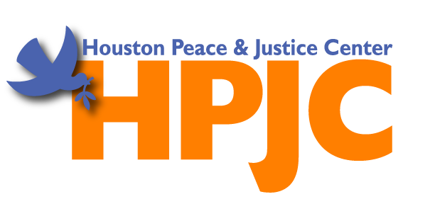 Houston Peace & Justice Center logo